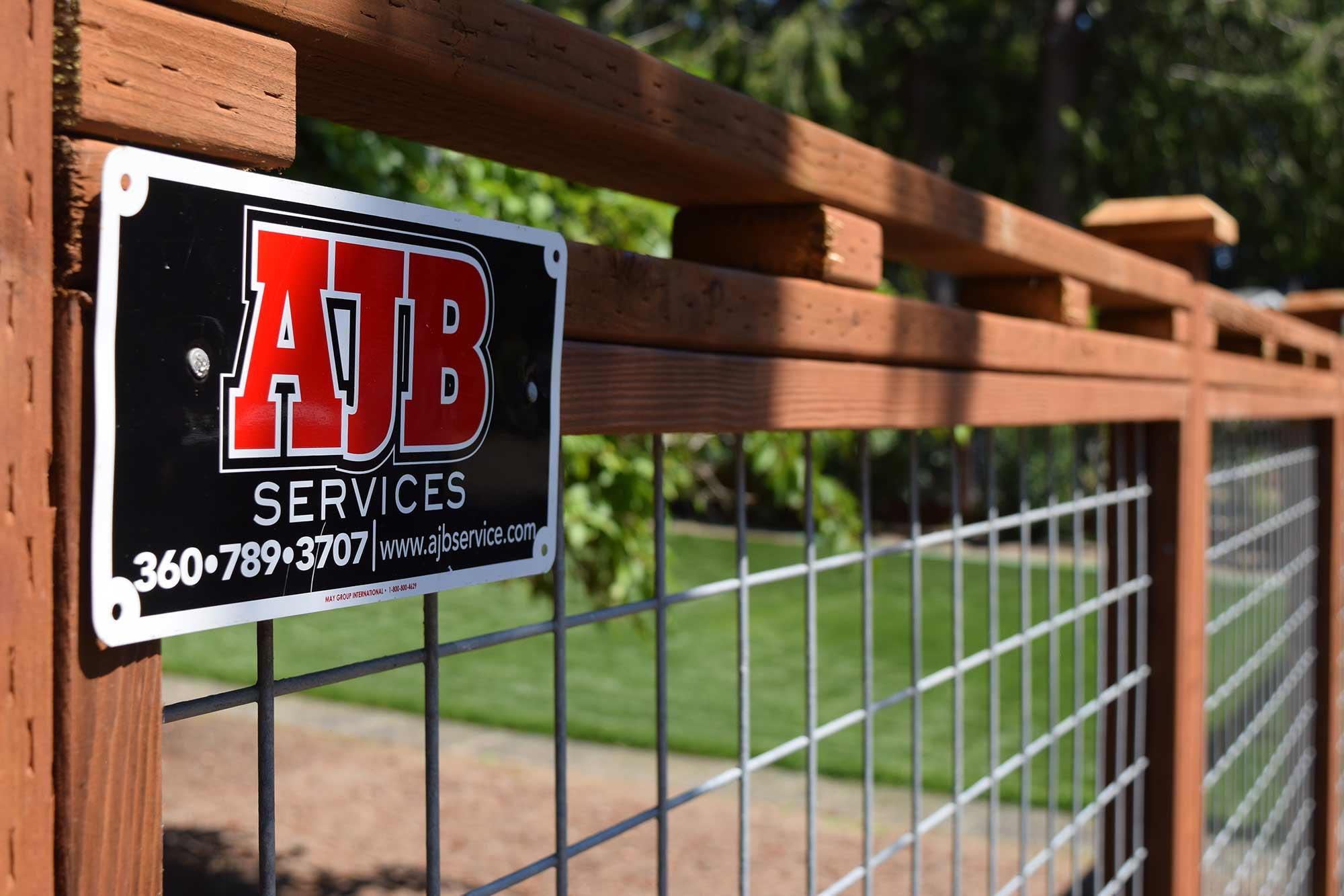 landscaping ajb landscaping fence