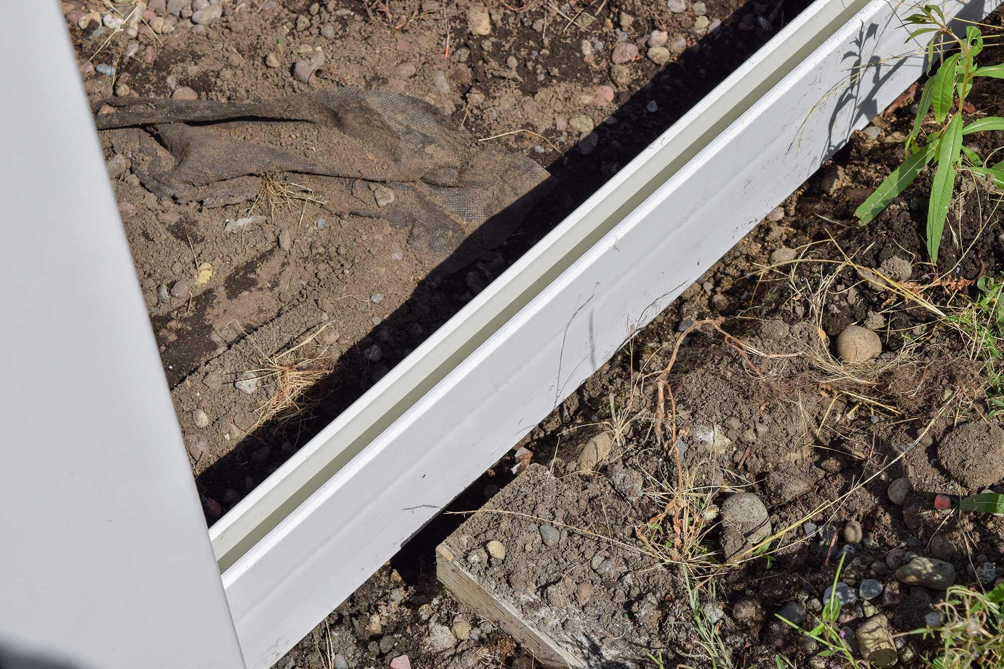 Vinyl Fence Installation Dupont Ajb Landscaping Amp Fence