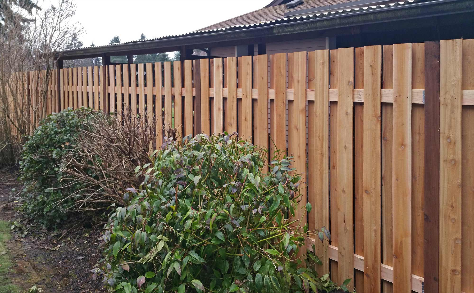 Fences Ajb Landscaping Fence