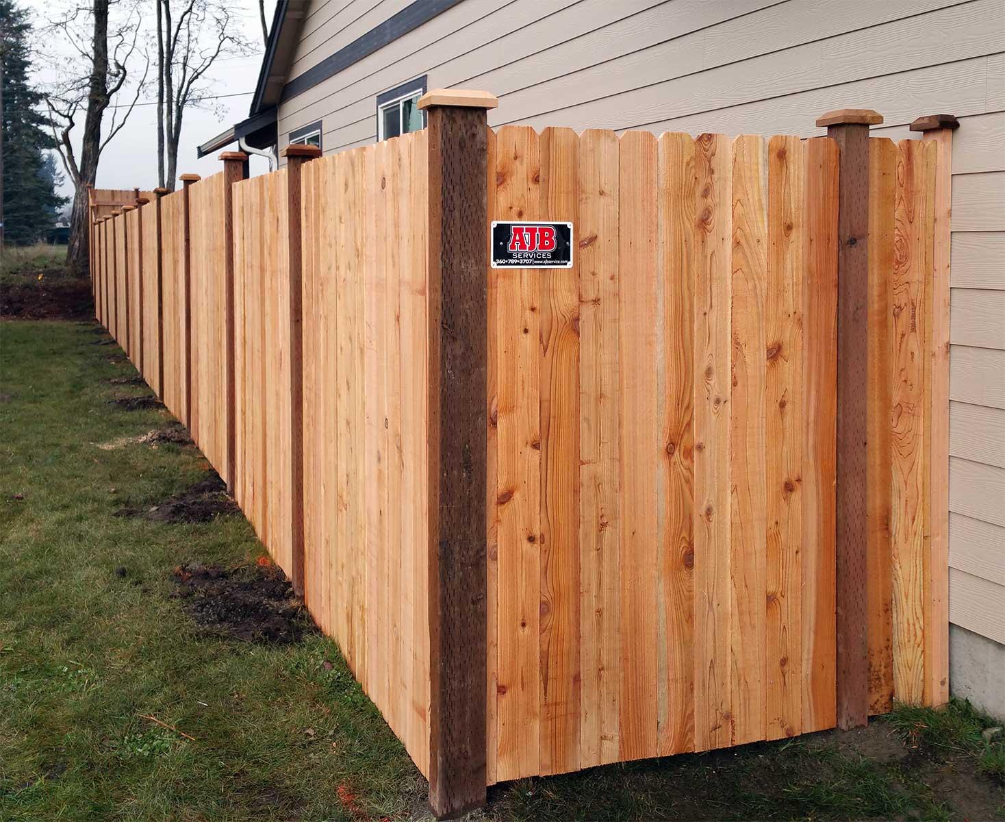 Building Fence Designs
