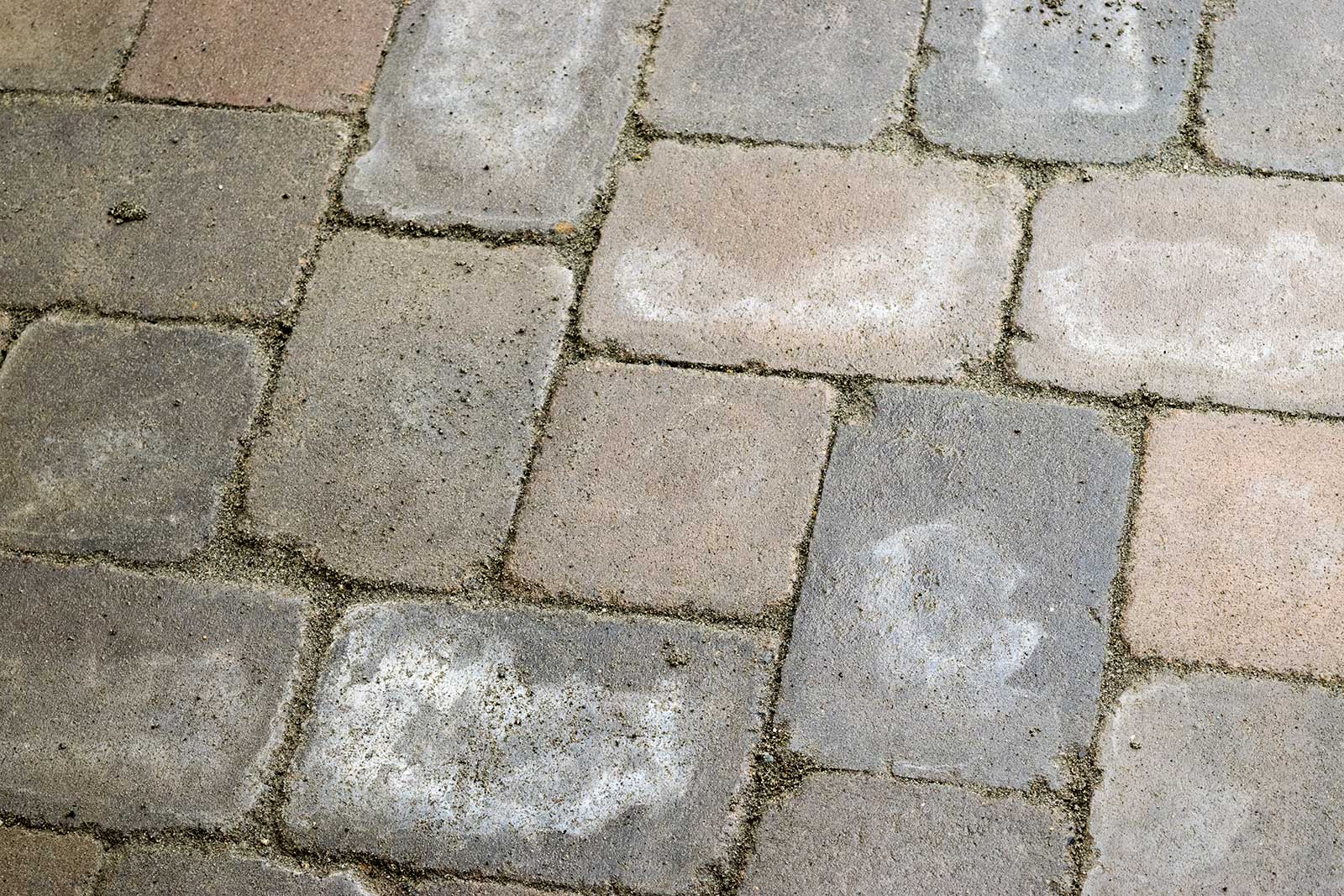 Beautiful Closeup View Of Roca Style Tumbled Pavers Closeup View Of Roca Style Tumbled  Pavers ...